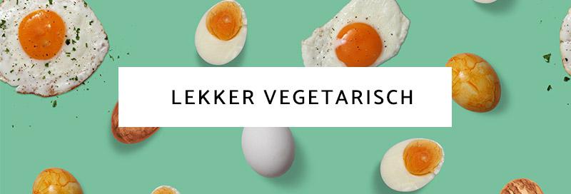 Vegetarische recepten uit de Airfryer